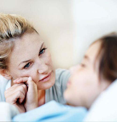 L'enfant malade et lathérapie systémique. Au cœur de la souffrance familiale