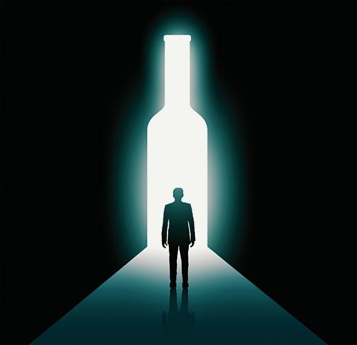 Addiction à l'alcool : Perspectives psychothérapeutiques