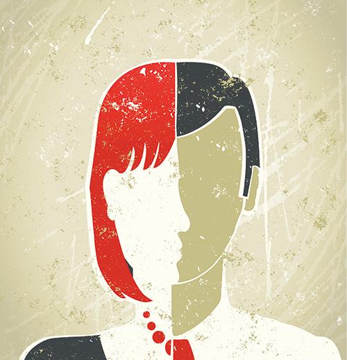 Femmes, Hommes aujourd'hui.  Apport de la psychanalyse
