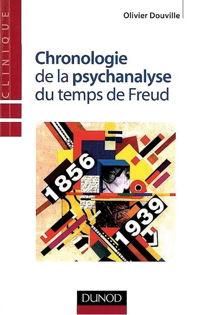 Chronologie de la psychanalyse du temps de Freud
