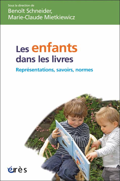Les enfants dans les livres. Représentations, savoirs, normes