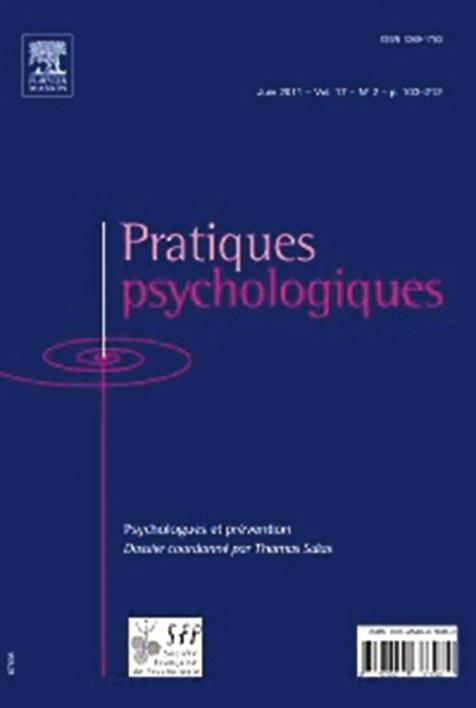 Pratiques psychologiques n° 21