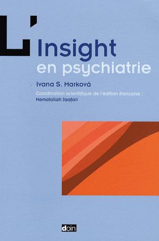 L'insight en psychiatrie