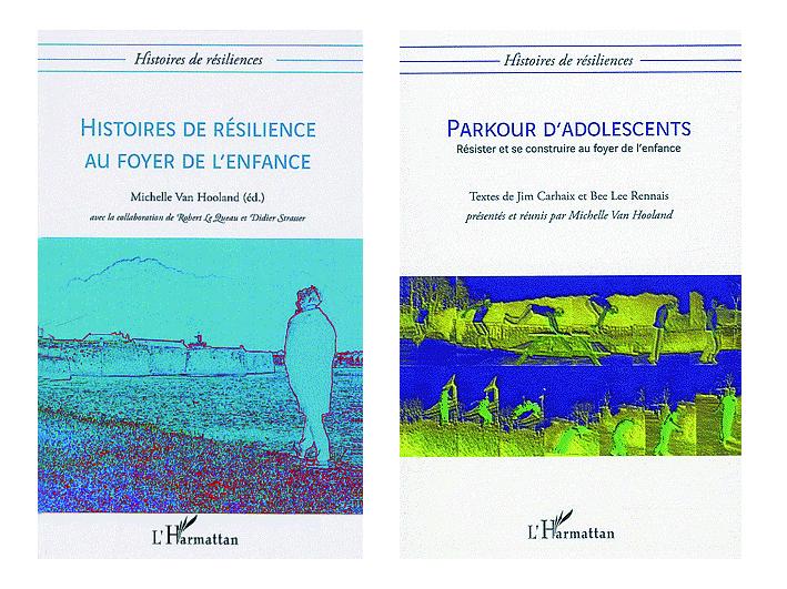 Histoires de résilience au foyer de l'enfance • Parkour d'adolescents. Résister et se construire au foyer de l'enfance
