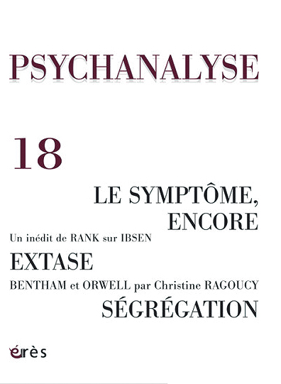 Psychanalyse n° 18