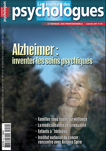 Le Journal des psychologues n°250