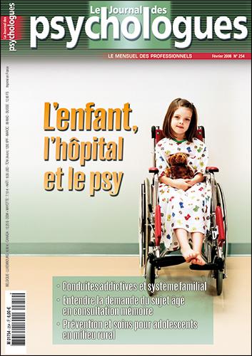 Le Journal des psychologues n°254