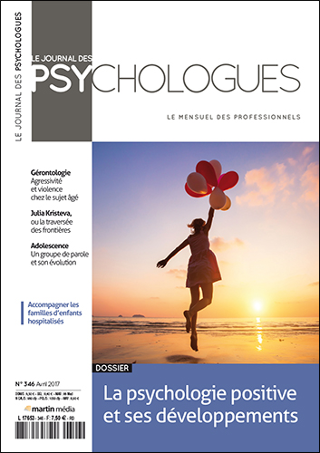 Le journal des psychologues n°346 Avril 2017