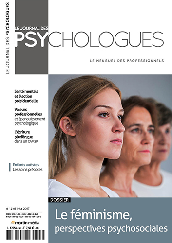 Le journal des psychologues n°347