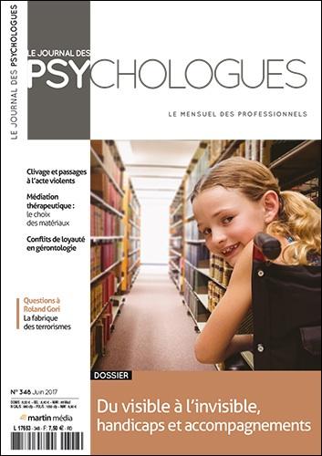 Le Journal des psychologues n°348