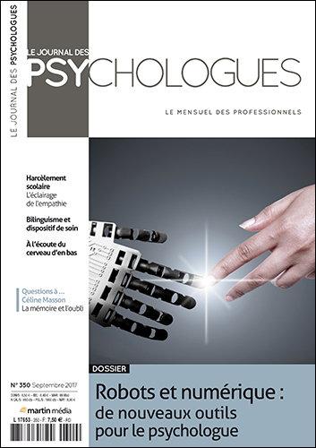 Le Journal des psychologues n°350