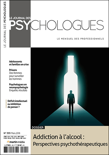 Le journal des psychologues n°355