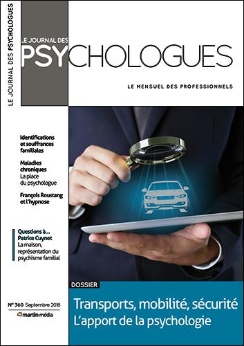 Le journal des psychologues n°360