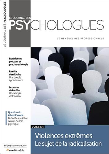 Le Journal des psychologues n°362