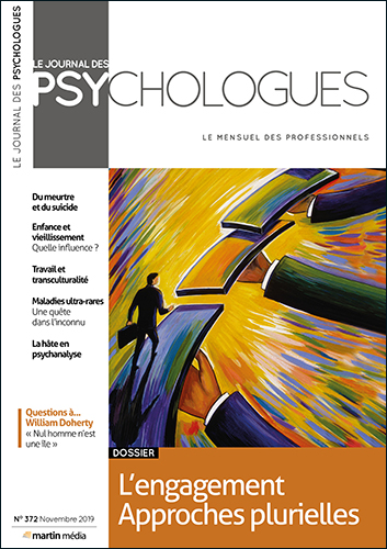 Le Journal des psychologues n°372