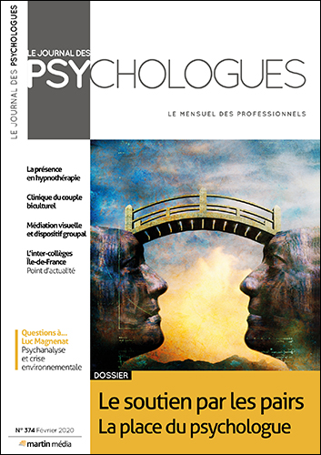 Le Journal des psychologues n°374