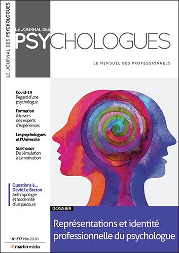 Le Journal des psychologues n°377