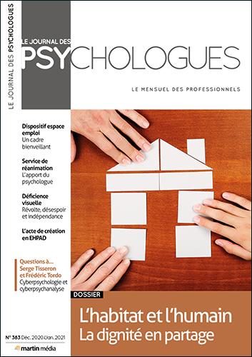 Le Journal des psychologues n°383