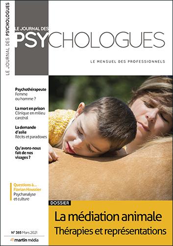 Le Journal des psychologues n°385 Mars 2021