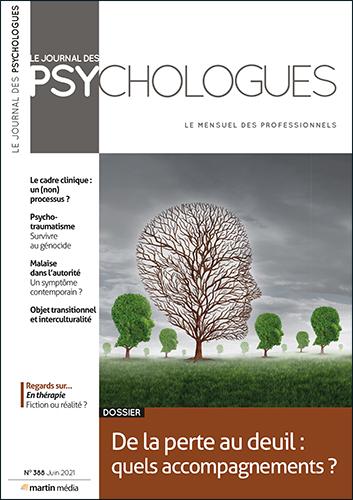 Le Journal des psychologues n°388