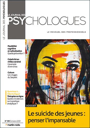 Le Journal des psychologues n°391