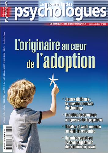 Le Journal des psychologues n°239
