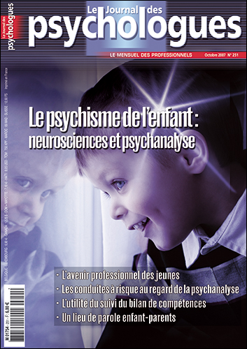 Le Journal des psychologues n°251