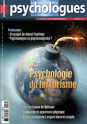 Le Journal des psychologues n°257