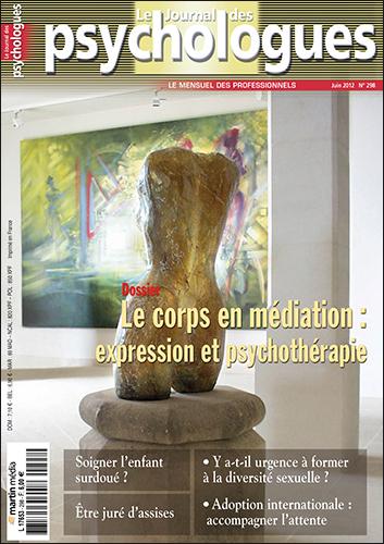 Le Journal des psychologues n°298