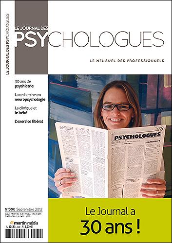 Le Journal des psychologues n°300
