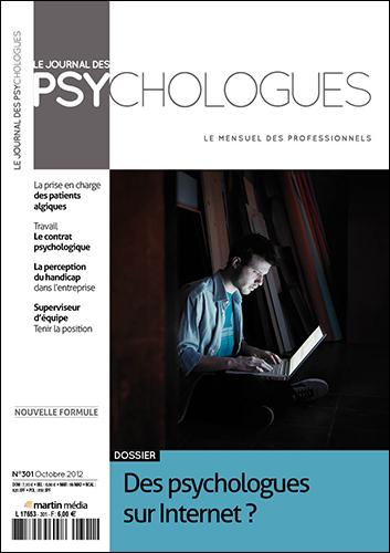 Le Journal des psychologues n°301