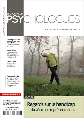 Le journal des psychologues n°304