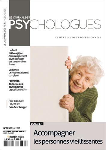 Le Journal des psychologues n°305