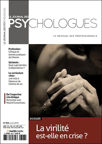 Le Journal des psychologues n°308