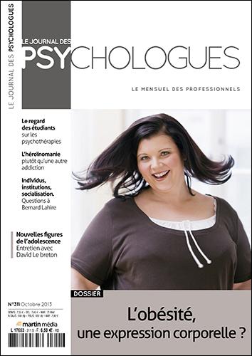Le Journal des psychologues n°311