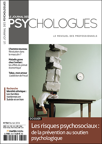 Le Journal des psychologues n°314