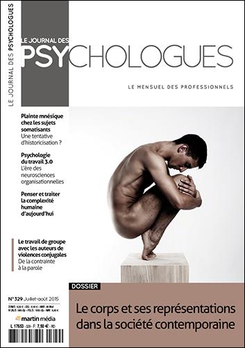 Le Journal des psychologues n°329