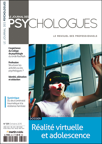 Le Journal des psychologues n°331