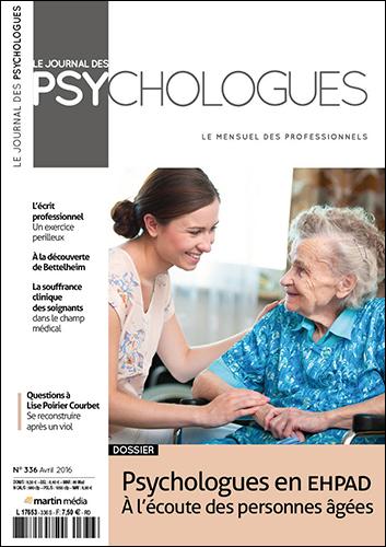 Le Journal des psychologues n°336