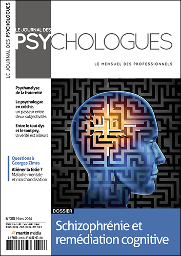 Le Journal des psychologues n°315