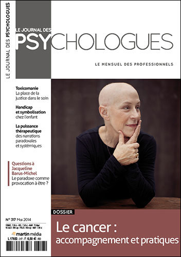 Le Journal des psychologues n°317