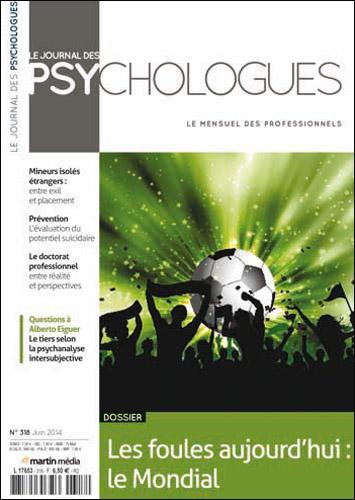 Le Journal des psychologues n°318