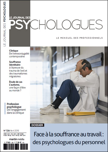 Le Journal des psychologues n°326