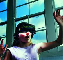 Réalité virtuelle et adolescence