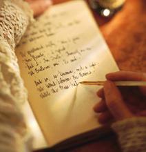 L'intime de l'écriture