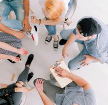 Groupes d'enfants et d'adolescents : perspectives cliniques