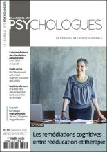Le Journal des psychologues n°320