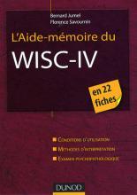 L'aide-mémoire du WISC-IV