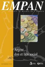 Empan. Dossier « Argent, don et lien social »