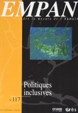 Empan. Dossier «Politiques inclusives»